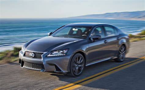lexus gs350 f 2013 lexus gs 350 f sport first test motor trend