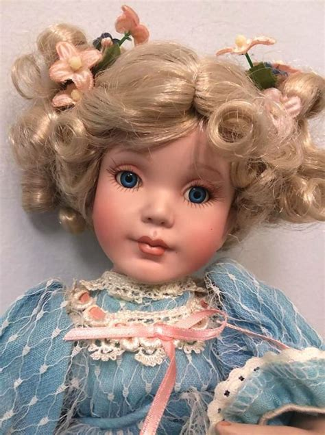porcelain doll number on neck identifying a porcelain doll thriftyfun