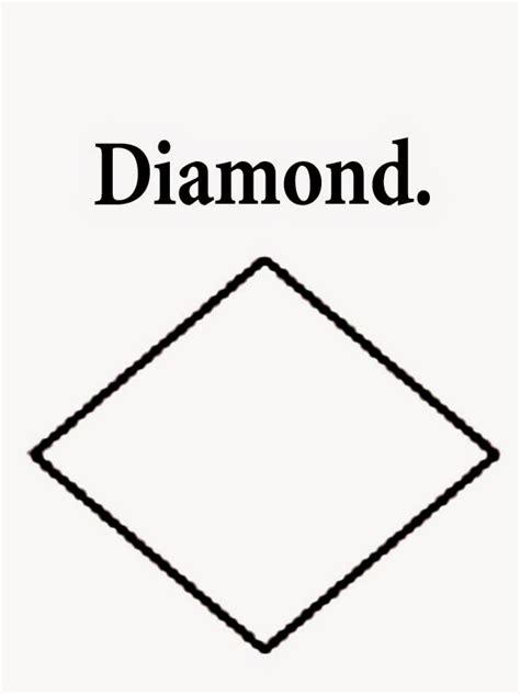 diamond coloring pages preschool diamond 9 worksheet new calendar template site