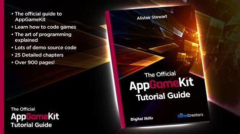 metal programming guide tutorial and reference via books appgamekit official tutorial guide vol 1 thegamecreators
