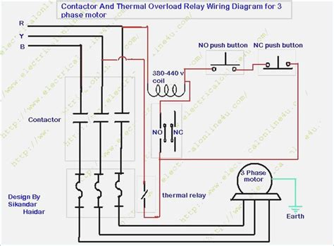 contactor and wiring diagram vivresaville