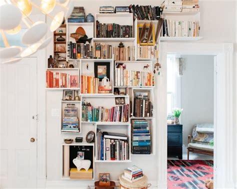 dresser drawer bookshelf diy apartment therapy home