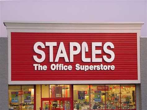 Staples Office Supply Store by Hey Obama Did You Build Staples
