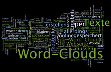 Vorlage Word Collage Word Clouds Kostenlos Erstellen Die Besten Webseiten Chip