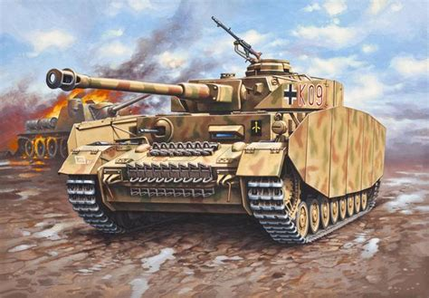 revell pzkpfw iv ausf h