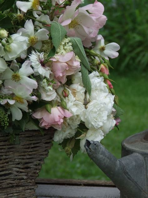 Ym Shaby my shabby chic white bouquet my country home