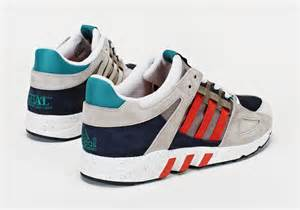 Adidas Eqt Guidance 93 Hombres Mujer Beige Blanco Gris Zapatos P 954 by Adidas Originals Eqt Guidance