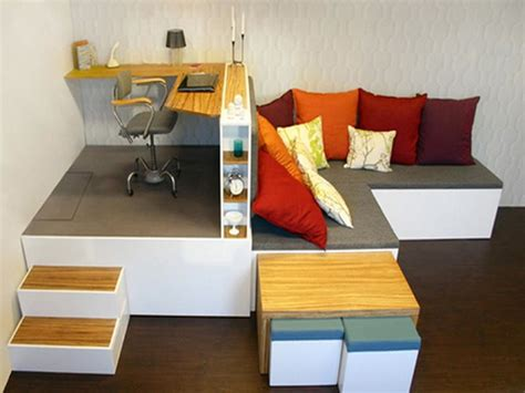 multi purpose home spaces three multi purpose furniture for small spaces homesfeed