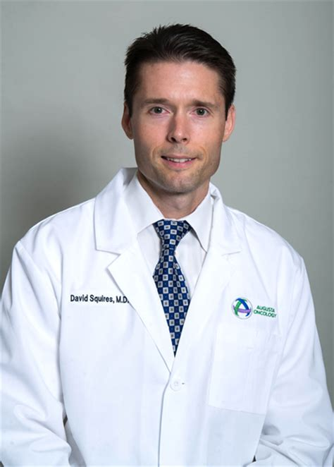 David R. Squires, MD   Augusta Oncology