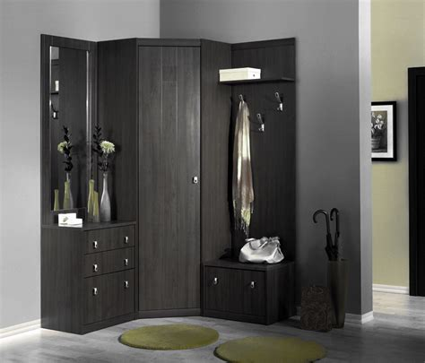 Corner Armoire Closet by Corner Wardrobe Closet Design Home Design Ideas