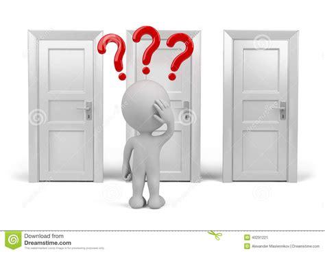 Keyhole Doorway by Choosing Doors Stock Illustration Image 40291221