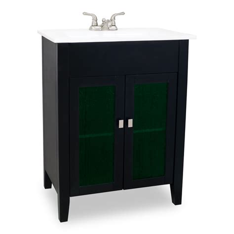 Black Bathroom Vanities 28 1 8 Eberly Black Bathroom Vanity Van063 Bathroom Vanities Bath Kitchen And Beyond