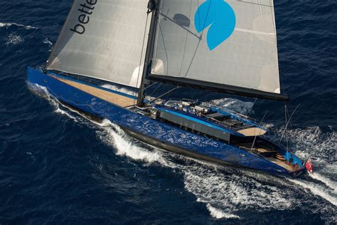 better place better place yacht by wally yachts 50m luxury sailing yacht