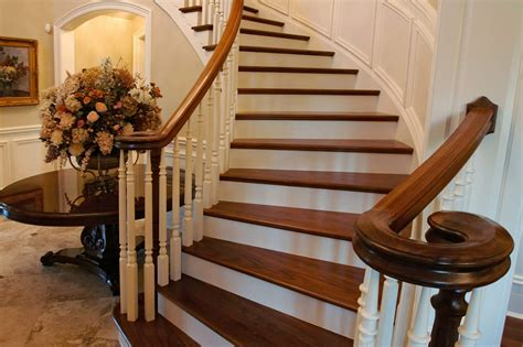 stairs pictures mahogany stair railings wood balusters mahogany stair
