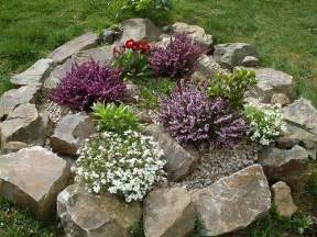 Small Garden Rockery Ideas A Rock Garden Question The Garden