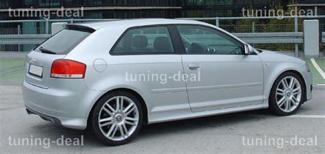 Audi A4 Frontschürze by Tuning Deal