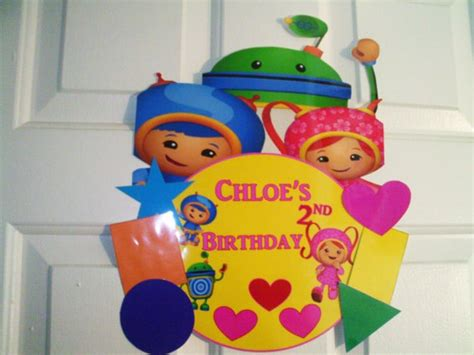 team umizoomi bedroom team umizoomi birthday party or bedroom door by