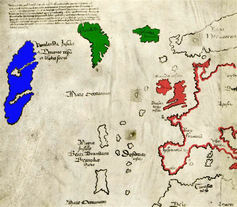 vinland map the vinland map explore the evidence mapping content