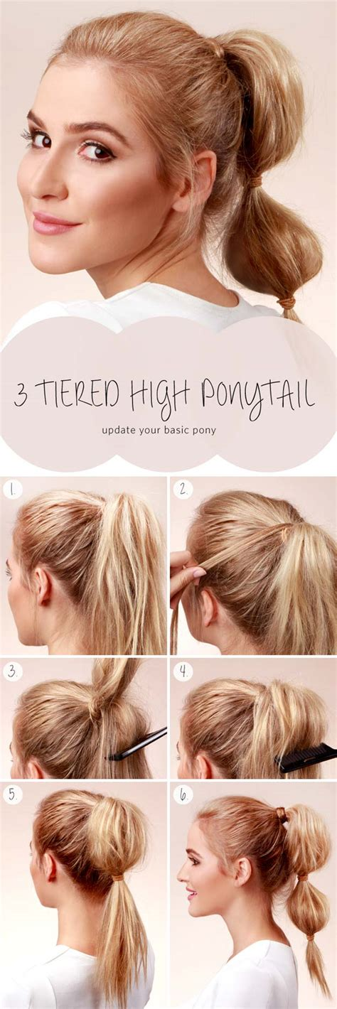 diy everyday hairstyles for long hair 36 best hairstyles for long hair diy projects for teens
