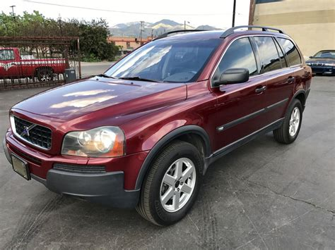 2004 volvo xc90 capacity 2004 volvo xc90 for sale 1 184 used cars from 3 000