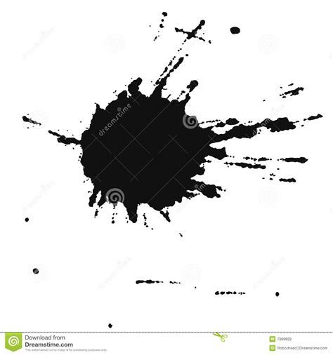 spot colors spot color vector royalty free stock images image 7999659