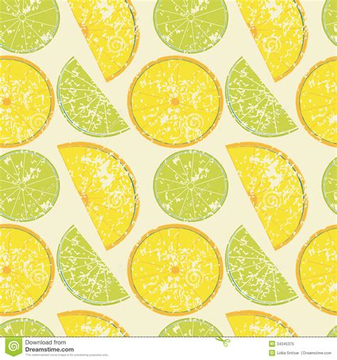 cute lemon pattern seamless lemon pattern royalty free stock photo image