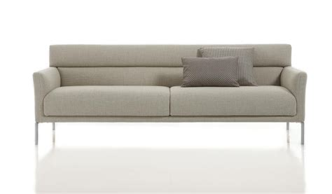 polyurethane couch a sofa with a frame made of metal filled with