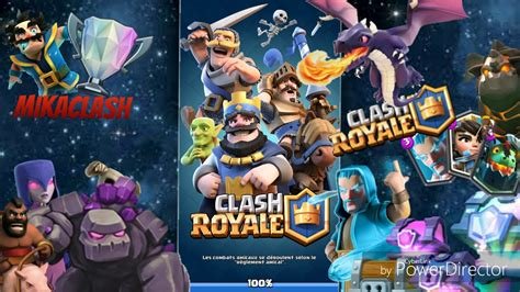 clash a rama welcome to the arena youtube clash royal beaucoup de princesse youtube