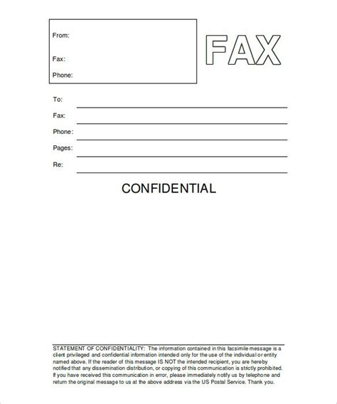 free fax cover sheet template doc 12751650 doc432561 microsoft word fax cover sheet