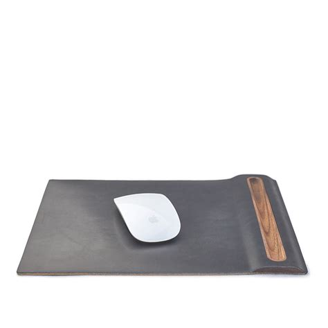 Walnut Mouse Pad Desk Mouse Pad