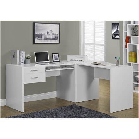 white hollow desk monarch white hollow computer desk pricefalls