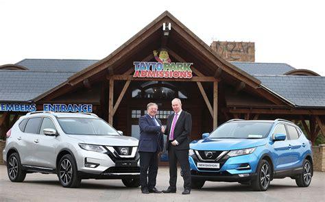 tayto car nissan to sponsor driving school at tayto park adworld ie