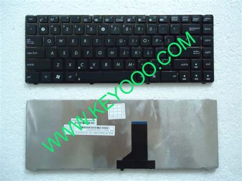 Asus Keyboard Ux30 Ux30s Us Black asus ul80 balck us layout keyboard white function