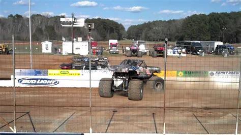 monster truck show savannah ga extreme spring nationals savannah ga youtube