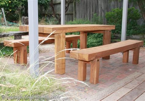Sleeper Garden Furniture by All In One Economical Picnic Tables Used As Patio Furniture