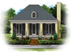 French Colonial House Plans home ideas