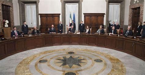 consiglio dei ministri riunione di oggi manduria scioglimento per mafia il consiglio dei
