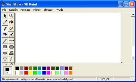 dibujos para pintar programa c 243 digo fuente programa para dibujar