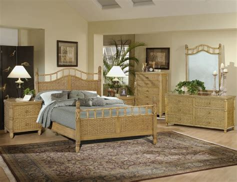 19 Best Rattan And Wicker Complete Beds In Every Style And Cheap Wicker Bedroom Furniture
