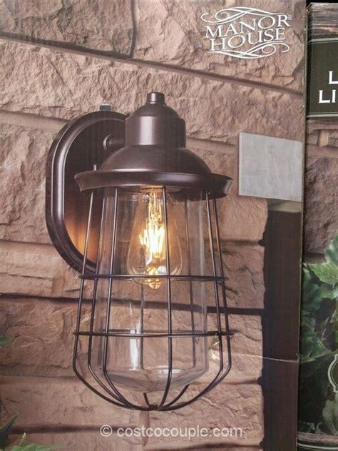manor house vintage led coach light costco  picks