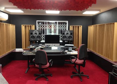 Music Studio Design Amadeus | music studio design amadeus