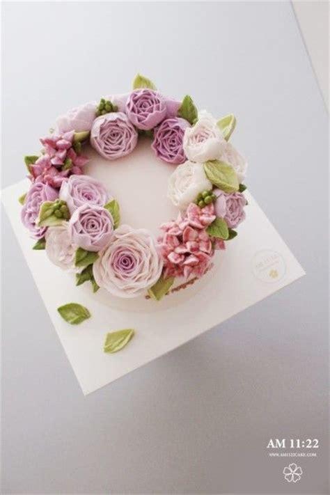 Kem Basic Flower 생화보다 더 싱그러운 플라워케이크 am1122 cake 네이버 블로그 banh kem