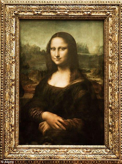 painting mona leonardo da vinci mystery annoyz view