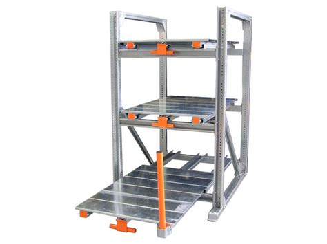 Tiroir Rack by Rack Picking 224 Tiroirs Dynamique Extractibles Contact