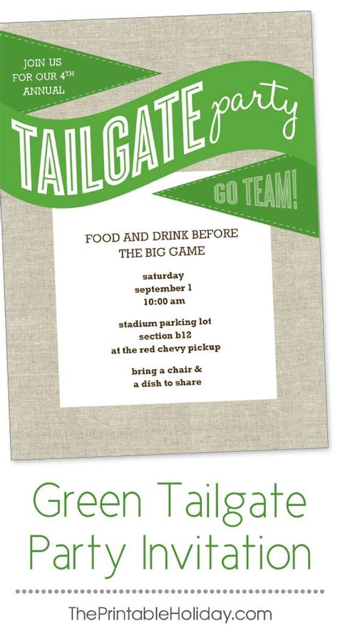11 Best Adk Program Images On Pinterest Football Parties Tailgating And Football Tailgate Tailgate Template