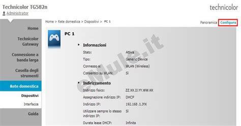 myfastpage configura porte router forum di myfastpage mediaaccess tg788vn v2