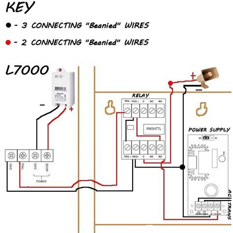 honeywell pir motion sensor wiring diagram honeywell