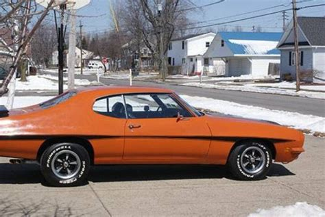 1972 pontiac lemans le mans gto fully restored 350 pontiac classic pontiac le mans 1972 for sale find used 1972 pontiac lemans gto clone in depew new york united states for us 16 500 00