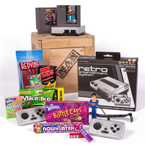 gifts for gamer crates gift baskets made for