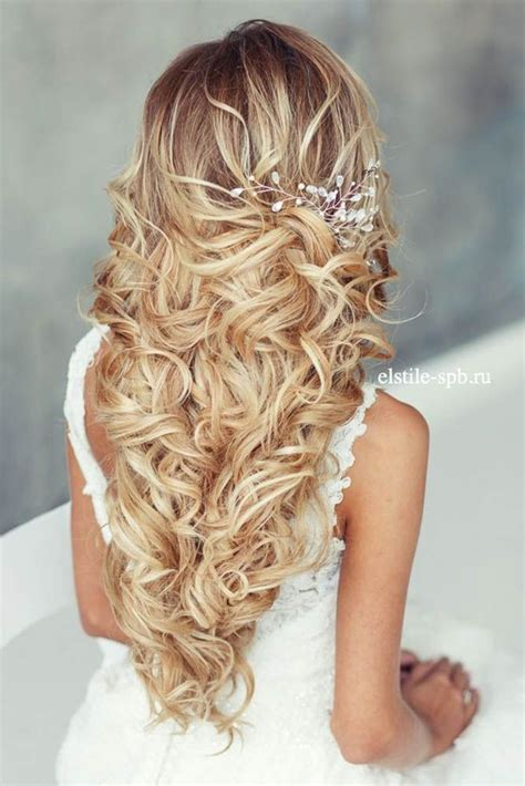 bridal hairstyles romantic 45 most romantic wedding hairstyles for long hair summer